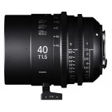 SIGMA 40mm T1.5 FF CINE Lens