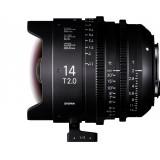 SIGMA 14mm T2 FF CINE Lens