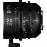 SIGMA 24mm T1.5 FF CINE Lens
