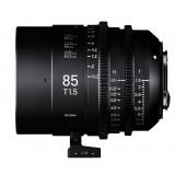 SIGMA 85mm T1.5 FF CINE Lens