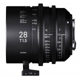 SIGMA 28mm T1.5 FF CINE Lens