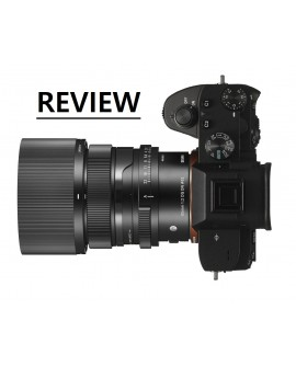 Video review SIGMA 65mm