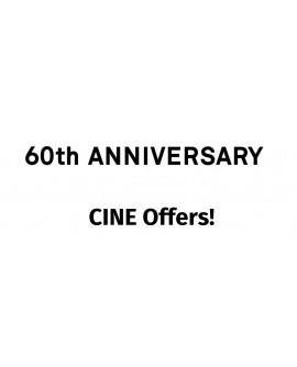 60th Anniversary CINE Offers !