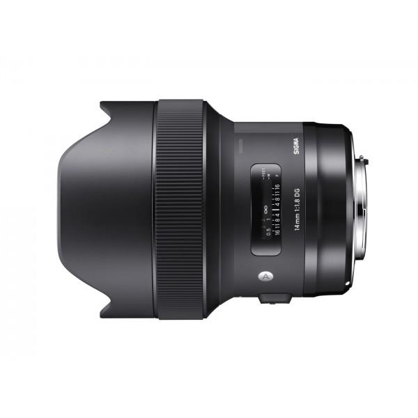SIGMA 14mm F1.8 DG HSM ART