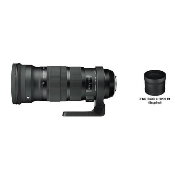 SIGMA 120-300mm F2.8 DG OS HSM [S]