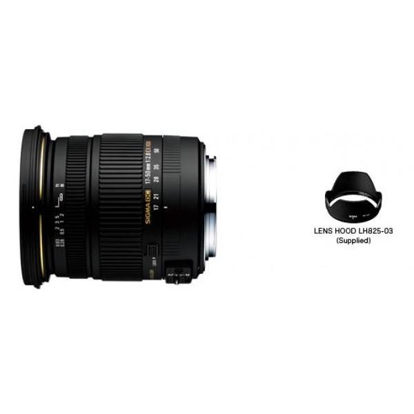 SIGMA 17-50mm F2.8 EX DC HSM / EX DC HSM