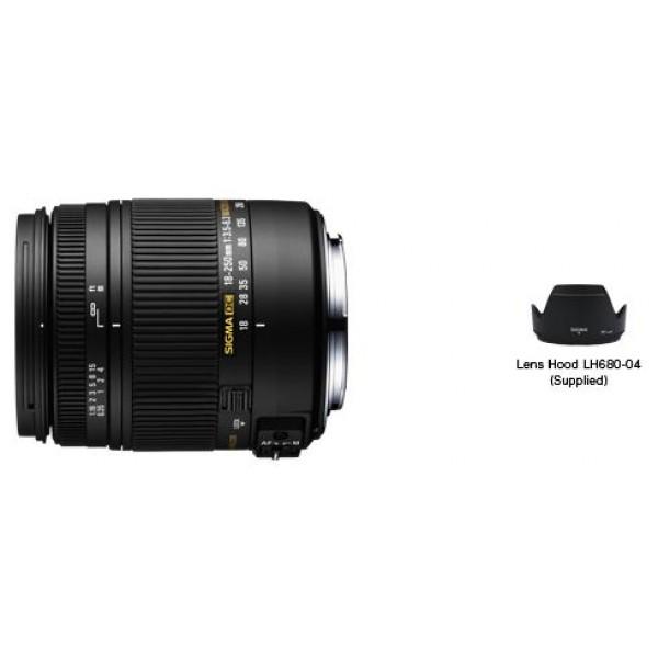 SIGMA 18-250mm F3.5-6.3 DC MACRO HSM  F/PENTAX