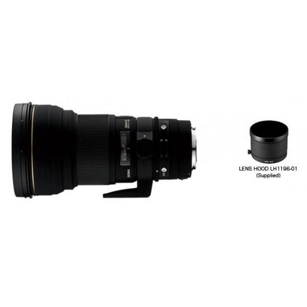 SIGMA 300mm F2.8 EX DG APO