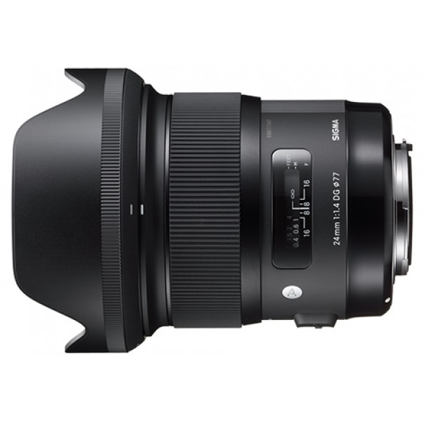 SIGMA 24mm F1.4 DG HSM [A]