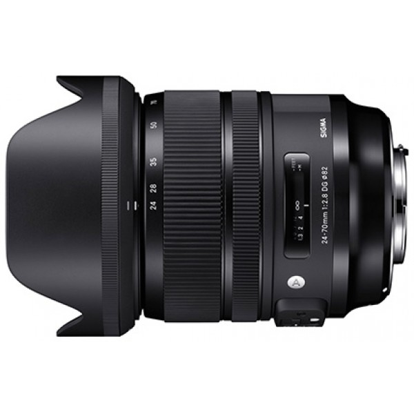 SIGMA 24-70mm F2.8 DG OS HSM [A]