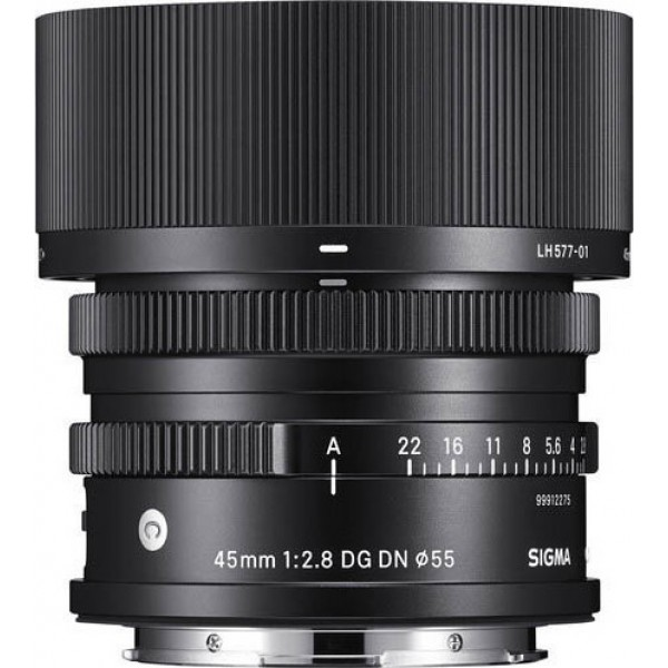 SIGMA 45mm F2.8 DG DN Contemporary I series