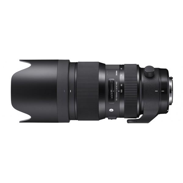 SIGMA 50-100mm F1.8 DC HSM [A]