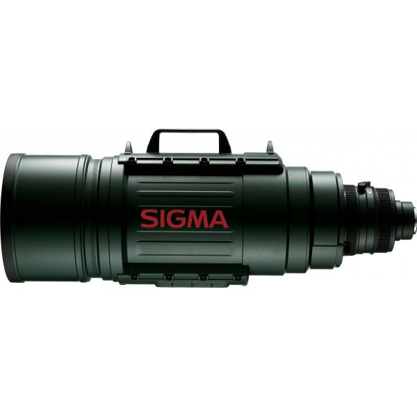 SIGMA 200-500mm F2.8 APO / 400-1000mm F5.6 EX DG