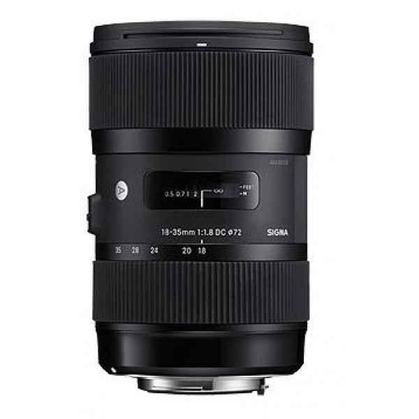 SIGMA 18-35mm F1.8 DC HSM [A]