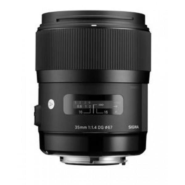 SIGMA 35mm F1.4 DG HSM [A]