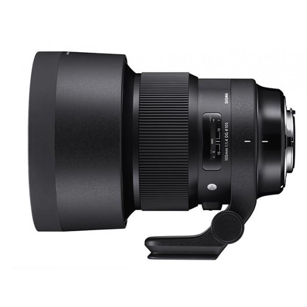 SIGMA 105mm F1.4 DG HSM Art