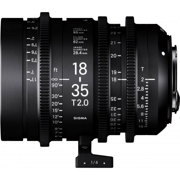 SIGMA 18-35mm T2 CINE Lens