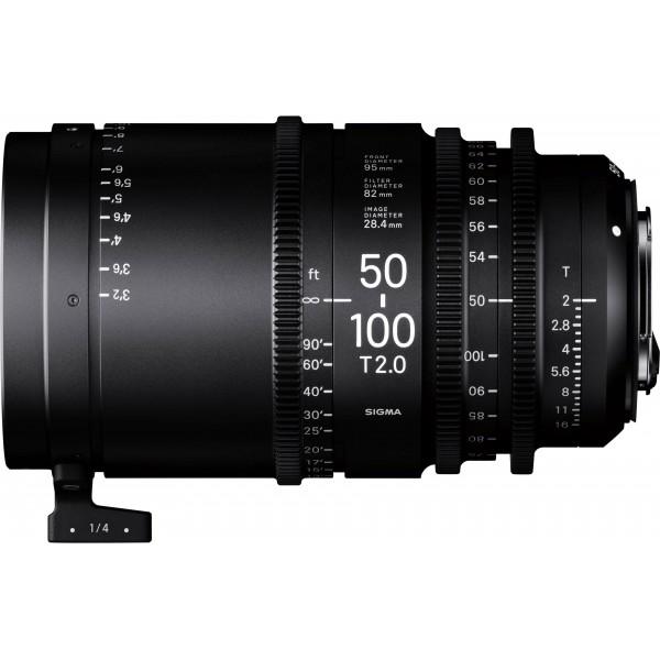 SIGMA 50-100mm T2 CINE Lens