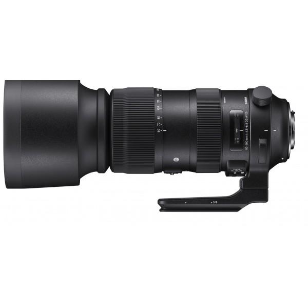 SIGMA 60-600mm F4.5-6.3 DG OS HSM Sports