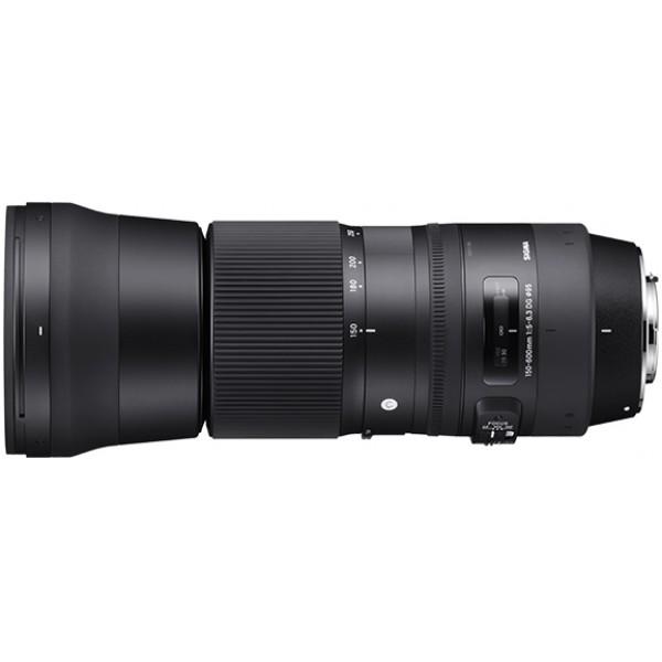 SIGMA 150-600mm F5-6.3 Sports + TC-1401 Teleconverter